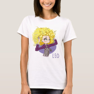 61cf4e19c Leo Birthday T-Shirts & Shirt Designs | Zazzle.com.au