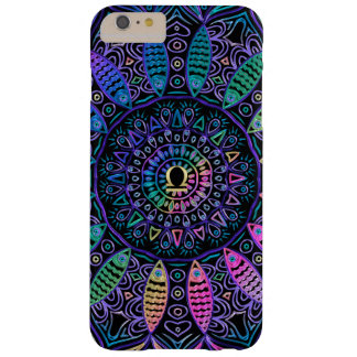 Zodiac Sign Libra Colorful Mandala Barely There iPhone 6 Plus Case