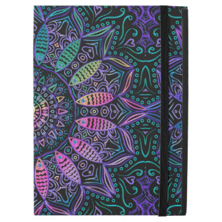 "Zodiac Sign Libra Colorful Mandala iPad Pro 12.9"" Case"