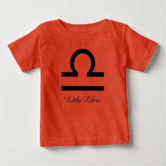 Zodiac Sign Libra Horoscope Baby Red Shirt
