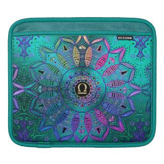 Zodiac Sign Libra Mandala iPad Sleeves