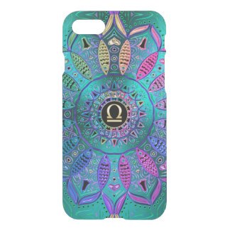 Zodiac Sign Libra Mandala iPhone 7 Case