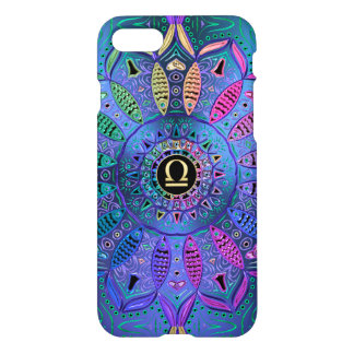 Zodiac Sign Libra Mandala iPhone 8/7 Case