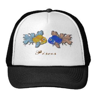 Zodiac sign - Pisces Cap