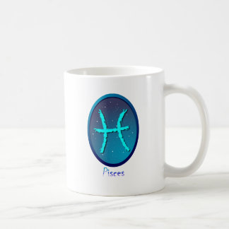Zodiac sign Pisces Coffee Mugs