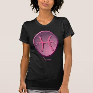 Zodiac sign Pisces T-shirts