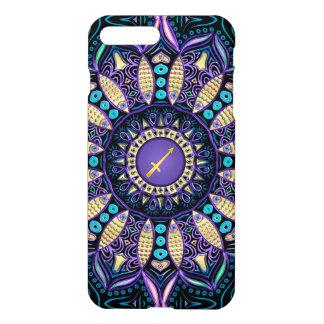 Zodiac Sign Sagittarius Mandala iPhone 7 Plus Case
