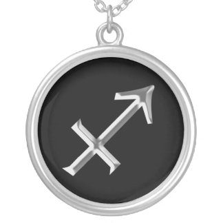Zodiac Sign Sagittarius necklace