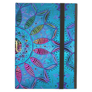 Zodiac Sign Scorpio Mandala iPad Air Case