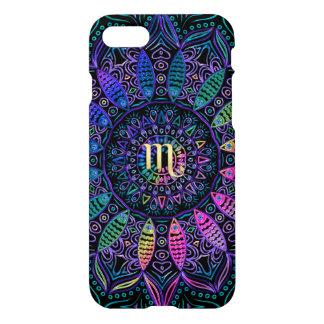 Zodiac Sign Scorpio Mandala iPhone 8/7 Case