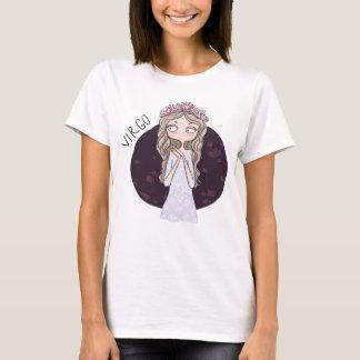 Zodiac Sign - Virgo - August 23 – September 22 T-Shirt