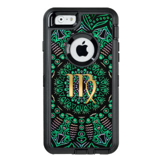 Zodiac Sign Virgo Mandala OtterBox iPhone 6/6s Case