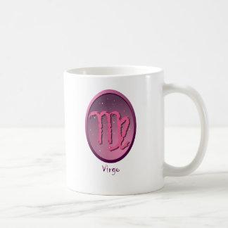 Zodiac sign Virgo Coffee Mugs