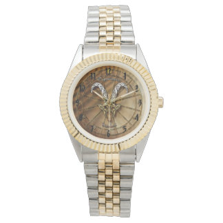 Zodiac Sign Wrist Watch Capricorn