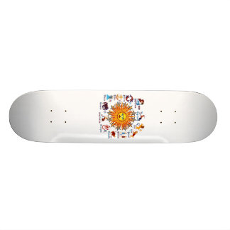 Zodiac-Signs-All-V-1 Custom Skateboard