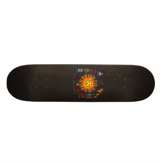 Zodiac-Signs-All-V-1 Skate Board