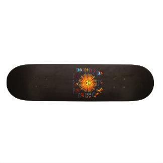 Zodiac-Signs-All-V-1 Skate Board