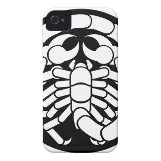 Zodiac Signs Scorpio Scorpion Icon iPhone 4 Cases