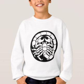 Zodiac Signs Scorpio Scorpion Icon Sweatshirt