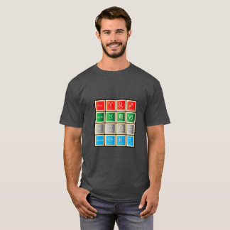 Zodiac Signs T-Shirt Air Signs
