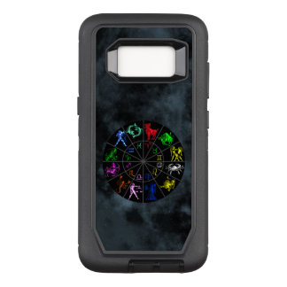 Zodiac signs together OtterBox defender samsung galaxy s8 case
