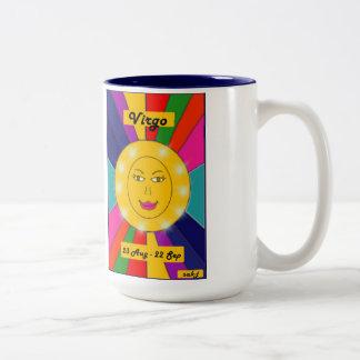 Zodiac Sun Mug - Virgo