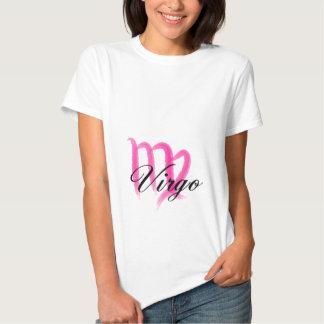 ZODIAC T Virgo T-shirts
