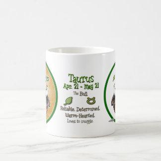 Zodiac - Taurus Coffee Mug