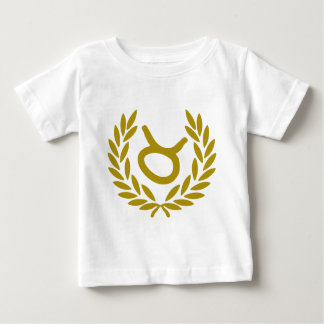 zodiac-taurus-laurel baby T-Shirt