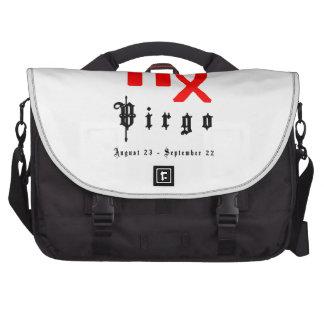 Zodiac Virgo astrology Commuter Bags