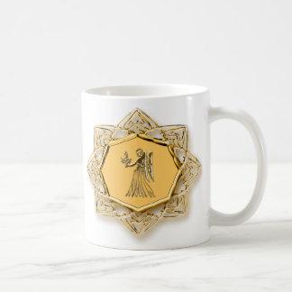 Zodiac Virgo Mugs