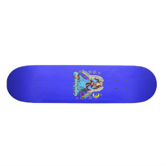 Zodiac-Virgo-V-1R 18.1 Cm Old School Skateboard Deck