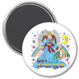 Zodiac-Virgo-V-1R 7.5 Cm Round Magnet