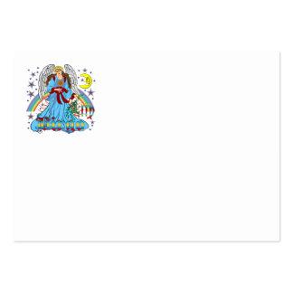 Zodiac-Virgo-V-1R Business Cards