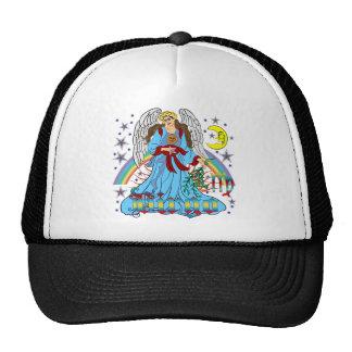 Zodiac-Virgo-V-1R Mesh Hats