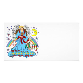 Zodiac-Virgo-V-1R Personalized Photo Card