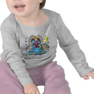 Zodiac-Virgo-V-1R T Shirts
