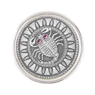 Zodiak Scorpio Lapel Pin