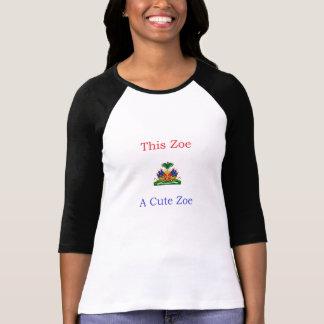 Zoe 3/4 Sleeve Shirt