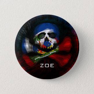 ZOE 6 CM ROUND BADGE