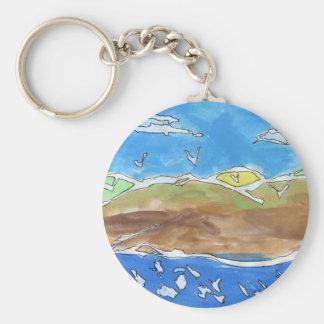 Zoe B Phongmany Key Ring