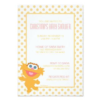 Zoe Baby Shower Invite