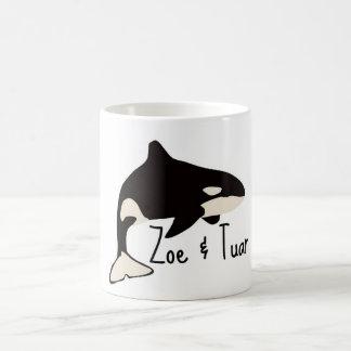 Zoe & Tuar custom mug