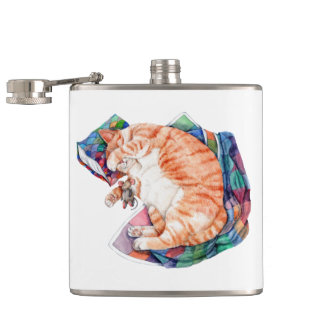 Zoe's Winter Nap Hip Flask
