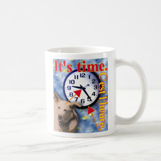 ZoeSPEAK - It's time. Coffee Mug