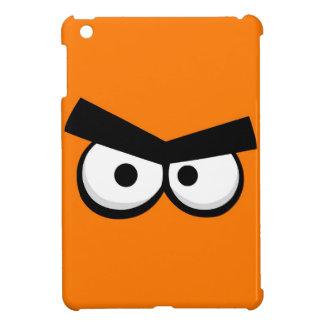 Zoff Orange Eyes iPad Mini Case