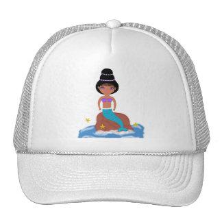 Zola the Mermaid Cap/Hat for Women/Girls Cap
