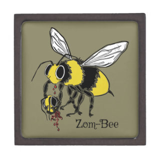 Zom-bee Premium Keepsake Boxes