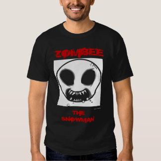 Zombee Big Head Black Shirt