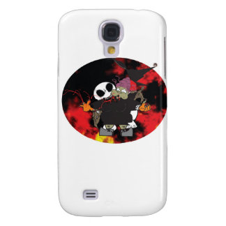 Zombee bites that old, fat hag samsung galaxy s4 cover